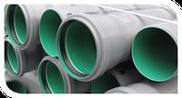 Труба для канализации ПП 50/1000 мм Европласт