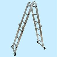 Лестница универсальная - трансформер Кентавр (4х4) (4.46 м)
