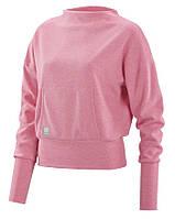 Женская спортивная кофта Activewear Wireless Sport L/S Top Flamingo/Marle размер M