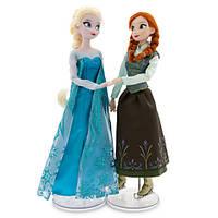 """Подарочный набор кукол Анна и Эльза """"Холодное сердце"""" на коньках"""