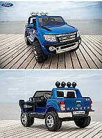 Двухместный детский электромобиль джип m 2764 eblrs-2 ford ranger bi