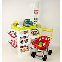 Набор Магазин  с тележкой и продуктома 668-03