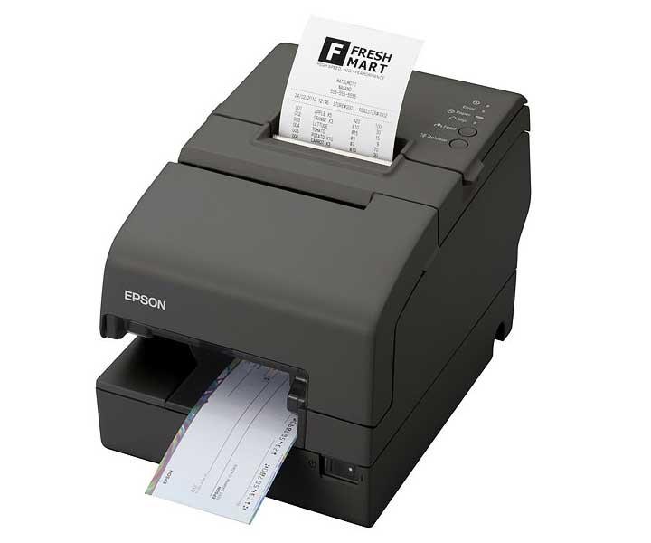 Принтер чеков Epson TM-H6000IV