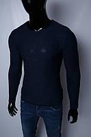Свитер мужской Figo 15382637_1 синий реплика