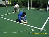 Резиновое спортивное покрытие, фото 3