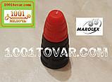 3 шт. форсунки Marolex Z12/20, 2 мм. (красная), Z12/15. 1.5 мм. (салатная) и Z12/10, 1 мм. (зелёная), фото 5