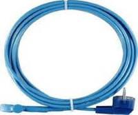 Нагревательный кабель FS 10Вт/м со встроенным термостатом, длина 5 м, фото 1