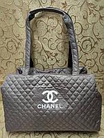 Женские сумка стеганная Сhanel/Шанель (Лучшее качество)сумка стеганная/ Сумка спортивная(, фото 1