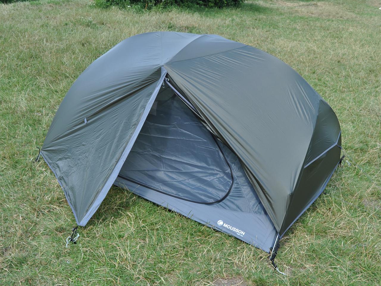 Палатка двухместная MOUSSON AZIMUT 2 KHAKI