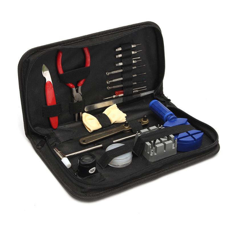 Набор инструментов для ремонта часов / укорачивания браслетов