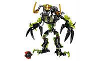 """Конструктор ksz 614 bionicle (аналог lego 71316) """"умарак-разрушитель"""" 191 дет kk"""