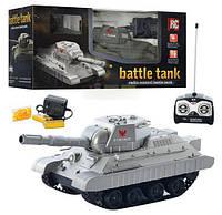 Детский радиоуправляемый игрушечный танк 3886 a hn