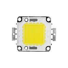 LED модуль 100вт сверхяркий потужний світлодіодний чіп LED Epistar для прожекторів, фото 3