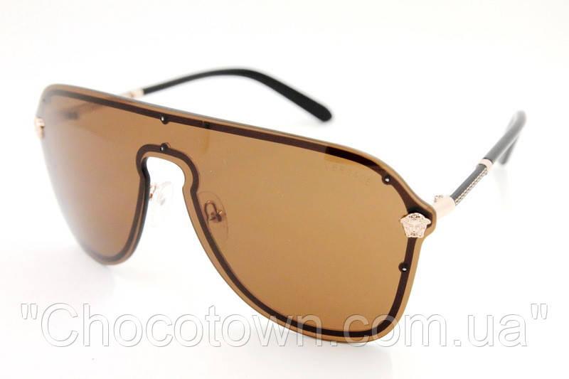 07b86f9310a8 Солнцезащитные женские очки Versace (копия) 20069 C2 SM, цена 472 ...