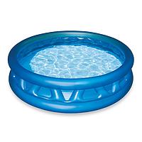 Детский надувной бассейн «летающая тарелка» intex 58431 (188х46 см) hn ri kk