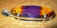 Крупный серебряный кулон с аметрином от LadyStyle.Biz, фото 1