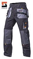 Брюки рабочие SteelUZ мужские с функциональными карманами