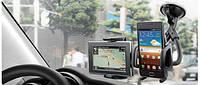 Автодержатель Capdase Car Mount Holder Racer Duo Black, для Вашего телефона  и навигатора