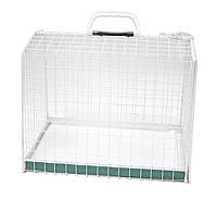 Croci Клетка-переноска №2 крашеная, 32,5x30x40 см