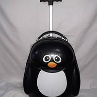 Пластиковый детский чемодан, фото 1