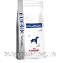 Корм для собак Royal Canin (РОЯЛ КАНІН) ANALLERGENIC CANINE при харчовій алергії, 8 кг