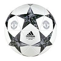 Мяч футбольний Adidas MUFC Finale 17 Capitano BS3475