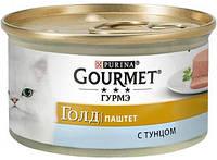 381029 Gourmet Gold Паштет с тунцом, 85 гр