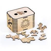 Волшебная коробочка Pompon.box Ферма, «PomPon» (PomPon13)