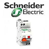 """Диференціальні автоматичні вимикачі Schneider Electric """"Домовик"""" АД63"""