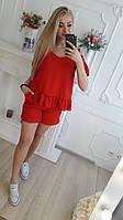 Костюм летний шорты майка, фото 1