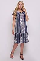 Платье женское Яна деним, фото 1