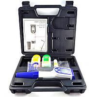 EZODO 7011 РН/ОВП-метр/термометр водозахищений з АКТ з плоским рН-електродом 7000 EFP4