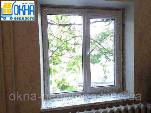 Цена на окна пластиковые в компании Okna Nedorogo