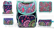 Набор ранец ортопедический SM-1820 пенал SM-18202 сумка для обуви пенал мягкий + сумка с ручками в Подарок