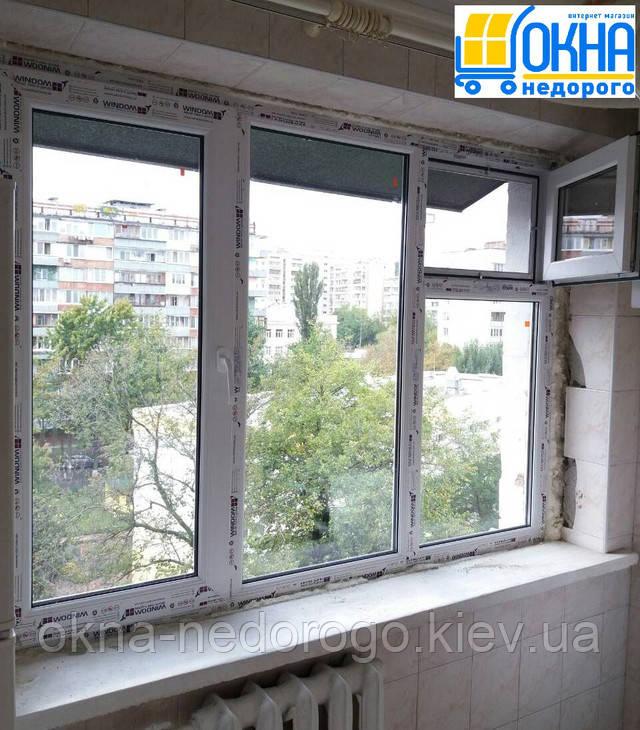 Цена на окна металлопластиковые в Okna Nedorogo