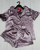 Молодіжна піжама сорочка і шорти