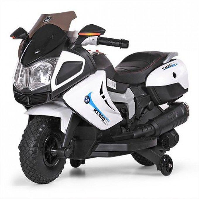 Детский мотоцикл Bambi (M 3625EL-1) с двумя моторами