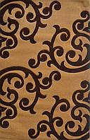 Рельефный ковер Melisa  прямоугольной