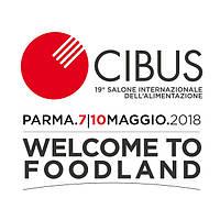 Casa Rinaldi на выставке в Парме - CIBUS 2018