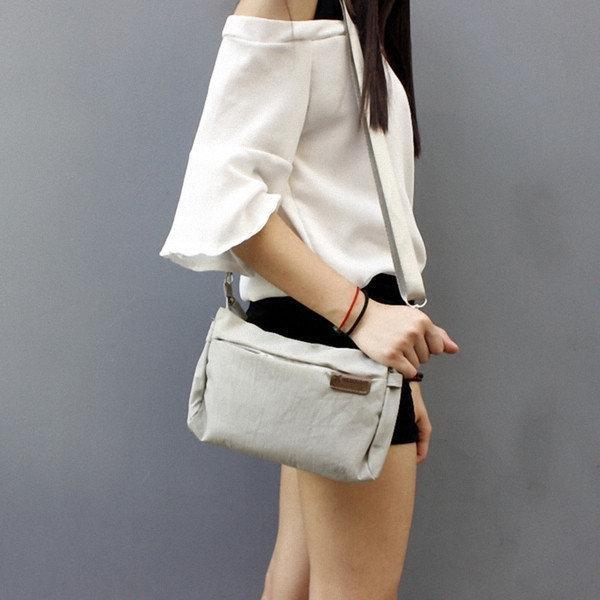 Женская повседневная сумочка, Серый ( сумка городская )
