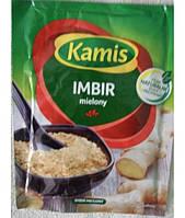 Специи Kamis имбырь молотый 15гр
