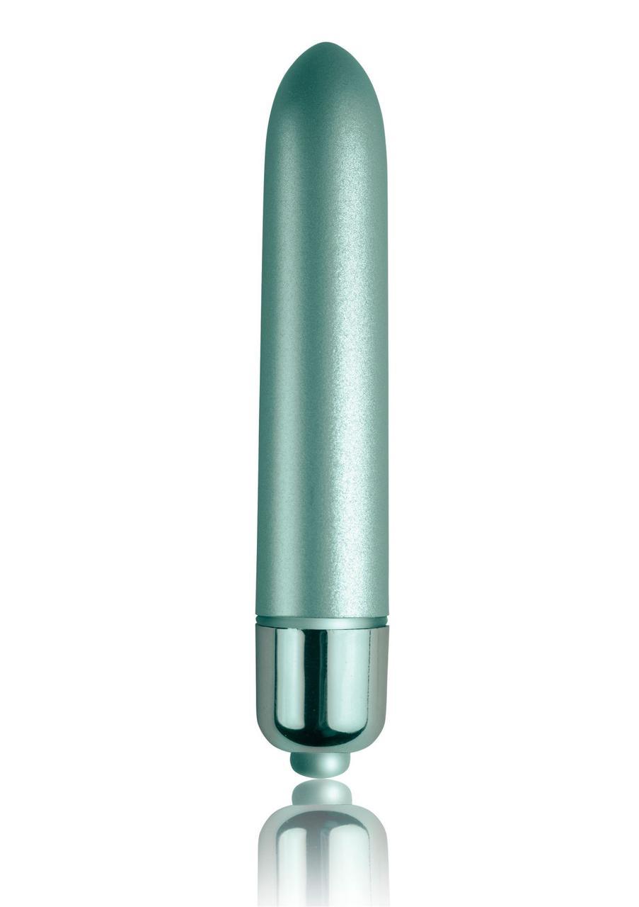 Вибратор Rocks Off RO-90mm Touch of Velvet Aqua Lily