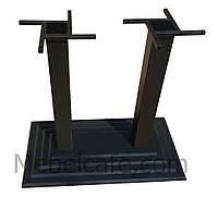 База Лефорт двойная. Опора для стола