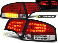Фонари стопы тюнинг оптика Audi A4 b7