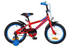 Дитячий велосипед двохколісний Formula Fury 16 дюймів гарантія 18 місяців