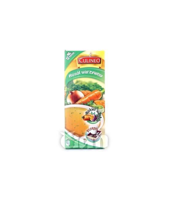 Кубик овощной, мясной Culineo 12 х 10гр ( 120гр )