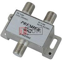 Cумматор MB+ДМВ 5-860MHz  корпус металлический