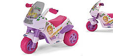 Детский трицикл Peg Perego Raider Princess 6V, мощность 60W, размер 93*70*60 см, фото 2