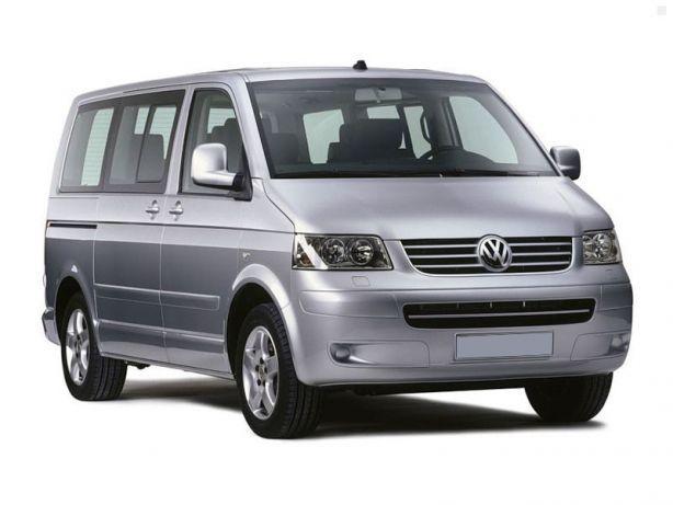 Лобовое стекло Volkswagen Т-5 оригинал, с креплением датчика, Sekurit, б/у
