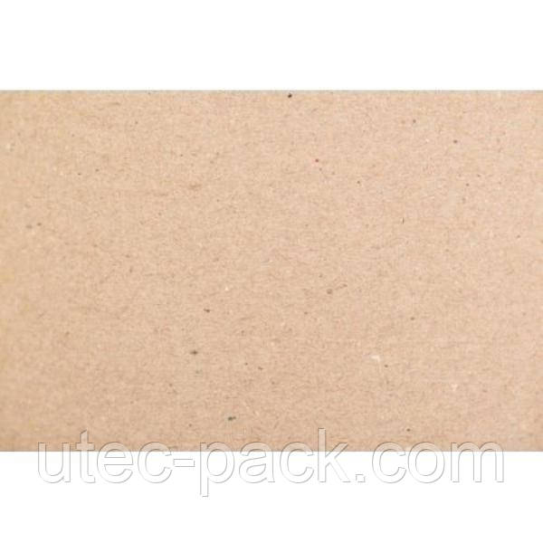 Оберточная бумага ЮТЭК в рулоне 20 кг, ширина рулона 1600 мм, коричневая БО-20